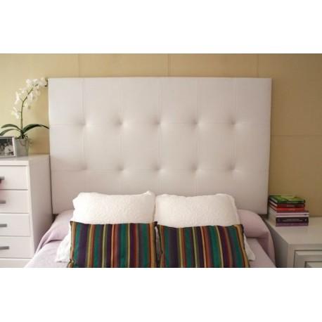 Cabecero de cama tapizado tapizado modelo 130 - Cabeceros de cama de diseno ...
