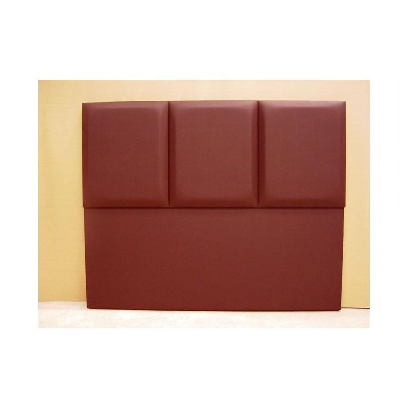 Cabecero de cama tapizado tapizado modelo 140 - Cabeceros de cama manuales ...