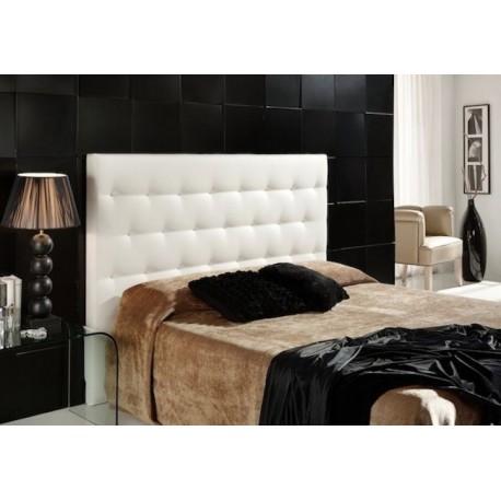 Cabecero de cama tapizado tapizado modelo 115 for Cabeceros de cama zaragoza
