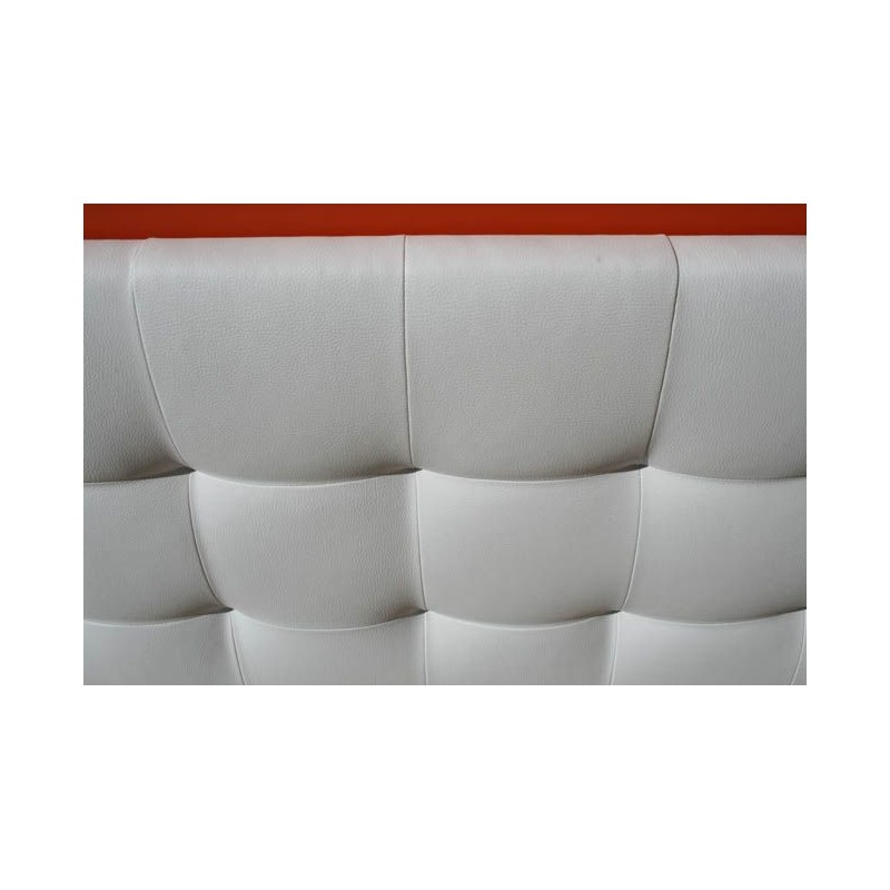 Cabecero de cama tapizado tapizado modelo 129 - Cabeceros de cama tapizados en tela ...