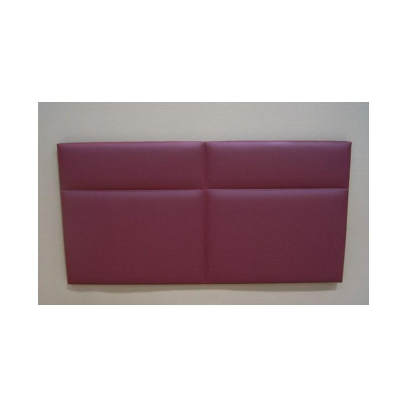 Cabecero de cama tapizado tapizado modelo 150 - Camas de 150 ...