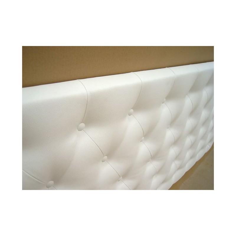 Cabecero de cama tapizado tapizado modelo 138 - Cabeceros de cama tapizados tela ...