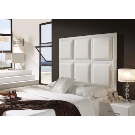 Cabecero de cama tapizado tapizado modelo 139 - Modelos de cabeceros ...