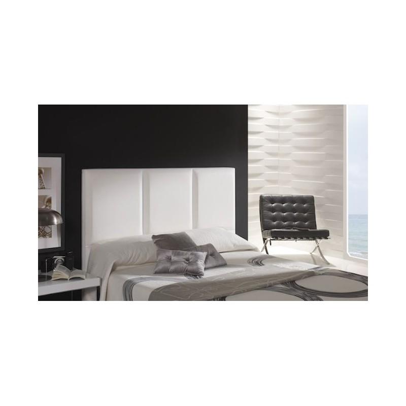 Cabecero de cama tapizado tapizado modelo 140 - Cabeceros de cama tapizados ...