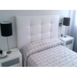 Cabeceros acolchados cama cabecero de cama acolchado cabecero madera tapizado marquetera o - Cabecero cama acolchado ...