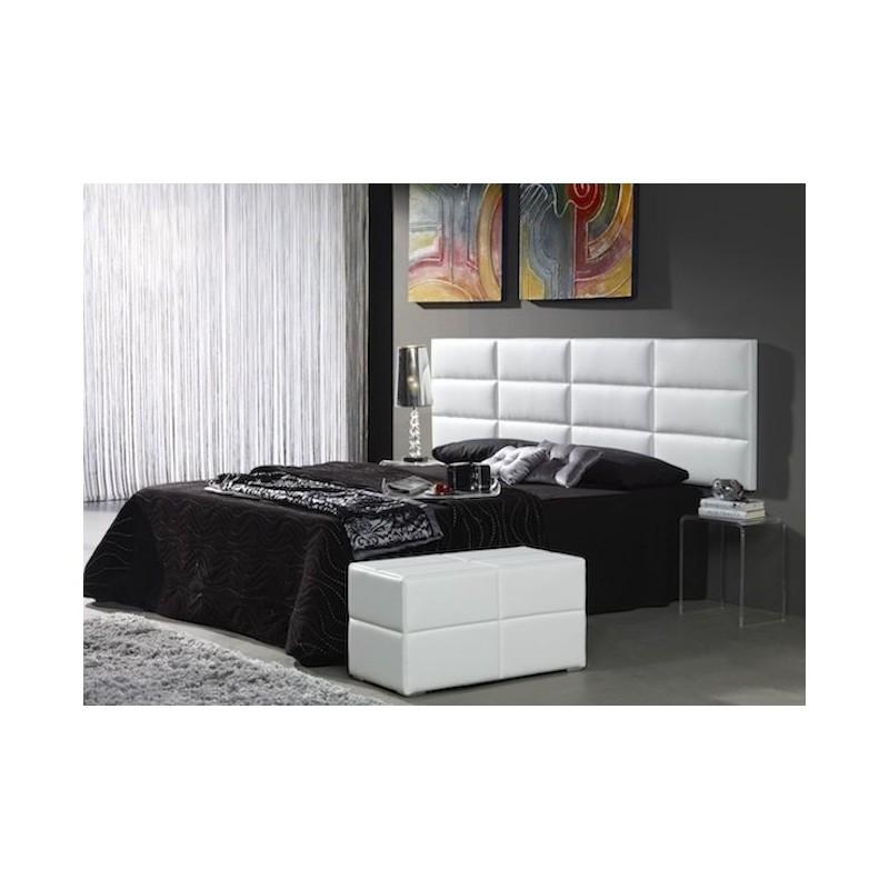 Cabecero de cama tapizado tapizado modelo 105 - Cabeceros de cama tapizados ...