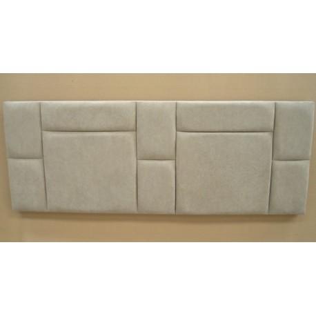 Cabecero de cama tapizado tapizado modelo 160 - Tapizar un cabecero de cama ...