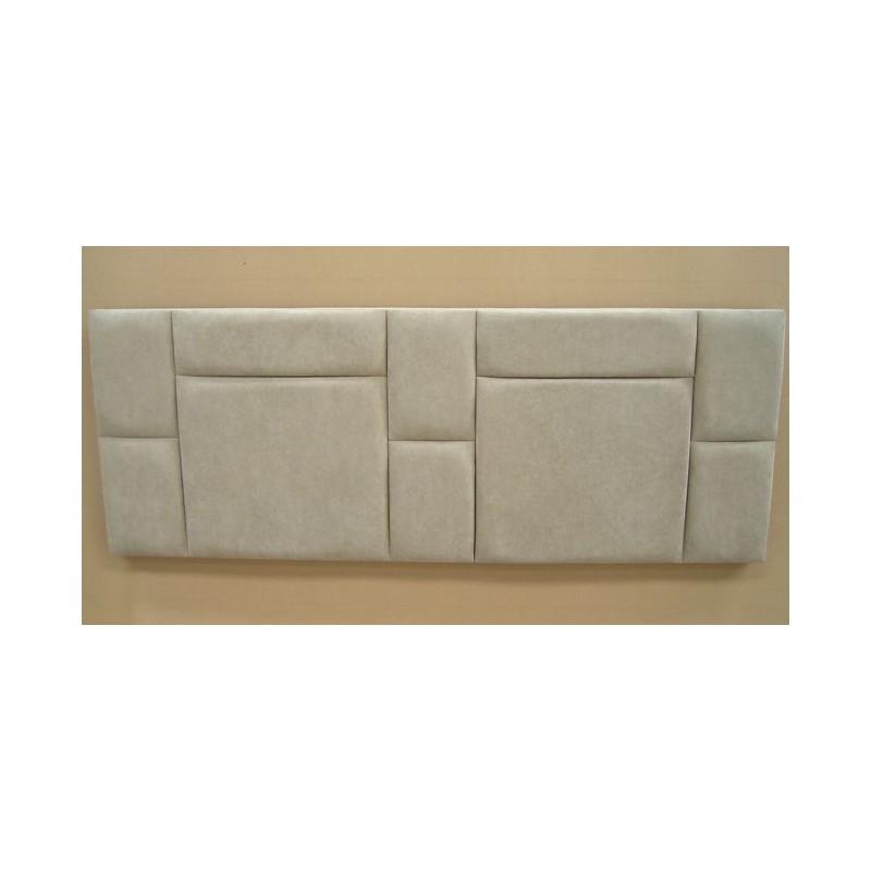 Cabecero de cama tapizado tapizado modelo 160 - Cabeceros de cama tapizados tela ...