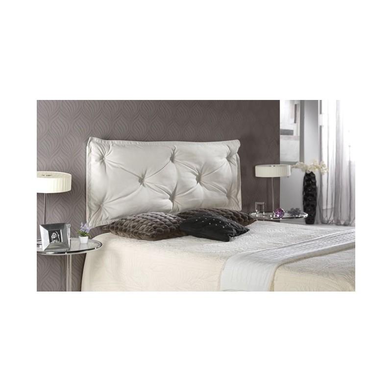 Cabecero de cama 131 cabeceros de cama cabeceros for Cabeceros de cama tapizados