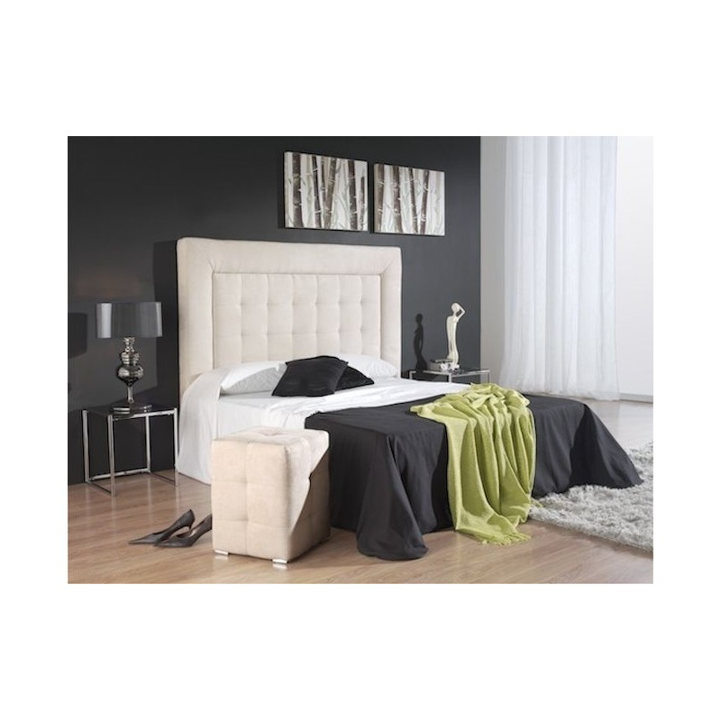 Cabecero de cama tapizado tapizado modelo 101 - Cabeceros de cama tapizados ...