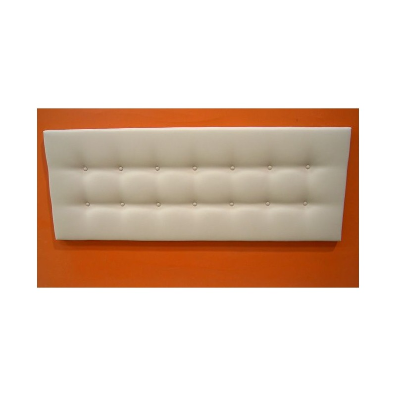 Cabecero de cama tapizado tapizado modelo 123 - Cabeceros de cama tapizados en tela ...